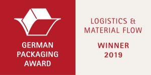 B4B - Lightweight Pallet wins German Packaging Award