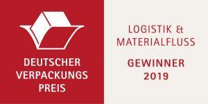 B4B - Die Leichtpalette gewinnt Deutschen Verpackungspreis 2019